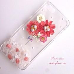 7887ba4ca2 限定♡ iPadケース iPad mini Pro♡カイドウサクラの押し花アイパッド ...