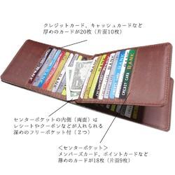 カードケース 20枚 フリー レザークラフト pdf