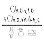 Cherie+Chambre