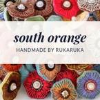 southorange〜手刺繍〜