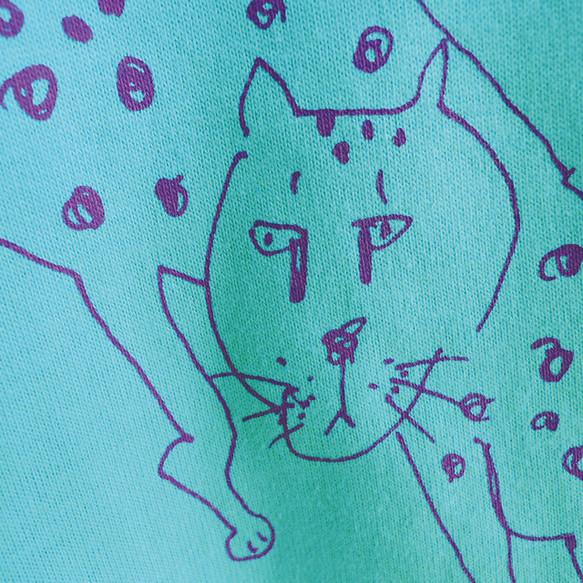 f8c2f25bf5f65 親子おそろい]こどものトラとヒョウ(はっか色) 子供服 mommki 通販 ...