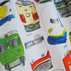 835dd9bdf4c37  再々々々販です 電車のTシャツ(白) 子供服 mommki 通販 Creema(クリーマ) ハンドメイド・手作り・クラフト作品の販売サイト