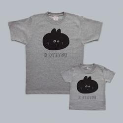 ca088a9c01d15 お名前入れます_クロ猫ちゃんのTシャツ 子供服 mommki 通販 Creema ...
