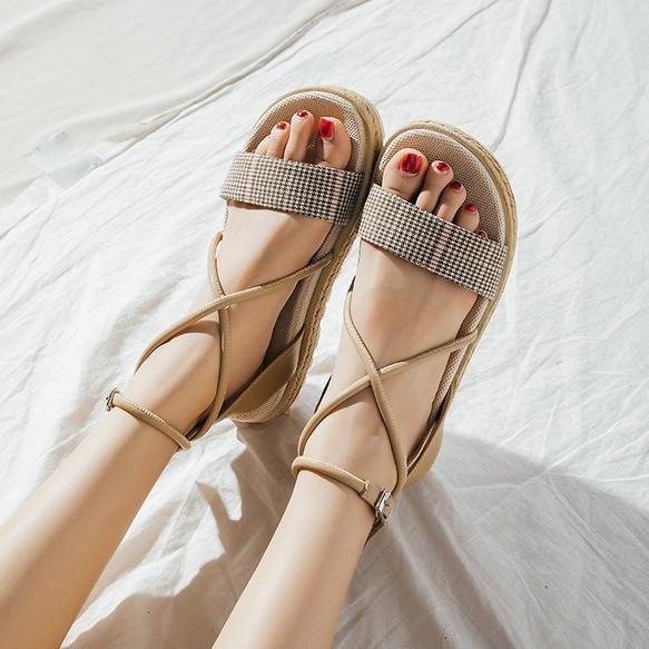 f84d393dc4a64b ☆19春夏新作☆シンプルなデザイン サンダル レディース シューズ・靴 ...