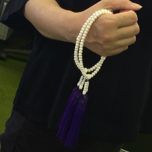 数珠 処分