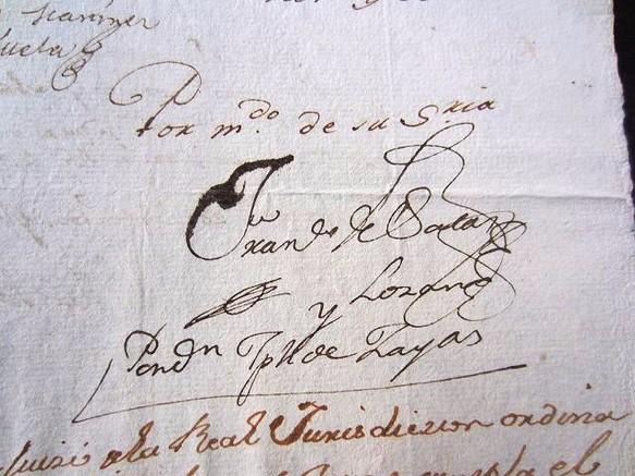 1798年の手描き書類54 文房具・ステーショナリー gyusshop 通販 ...