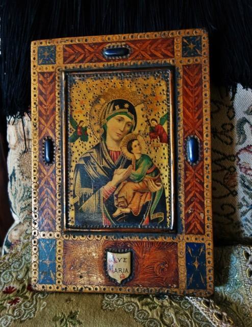 デコバージュ聖母子像567 その他...