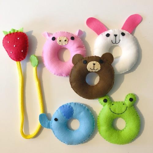 おもちゃ 赤ちゃん 手作り