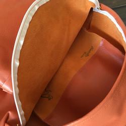 3350952fbc22 豚革 オレンジ バッグパック リュック リュック・バックパック UNKNOWN ...