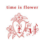 time is flower