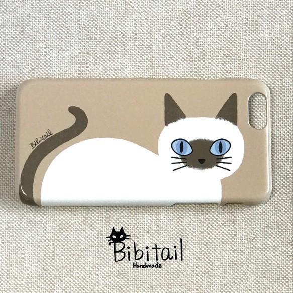 送料込みシャム猫バーミーズ Iphone66s78sexケース Iphone