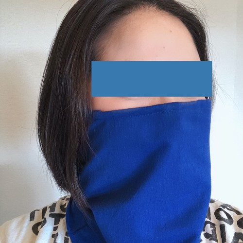 マスク ランニング フェイス