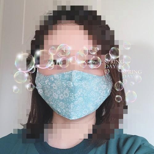 真ん中 縫い目 なし 立体 マスク