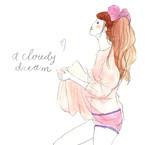 a cloudy dream