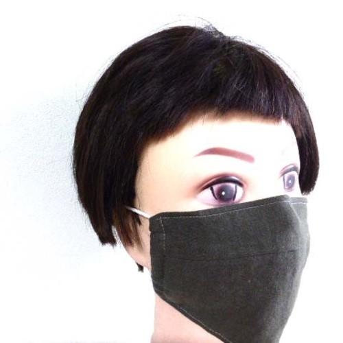 マスク 真ん中 縫い目 なし 立体