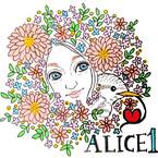 似顔絵-ALICE1