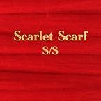 scarlet scarf