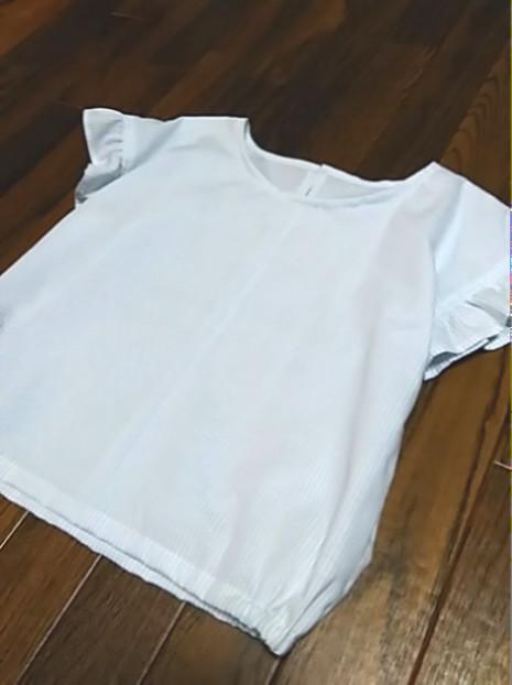 77a94d8da2a32 袖フリルブラウス2(キッズ) 子供服 rara mark 通販 Creema(クリーマ ...