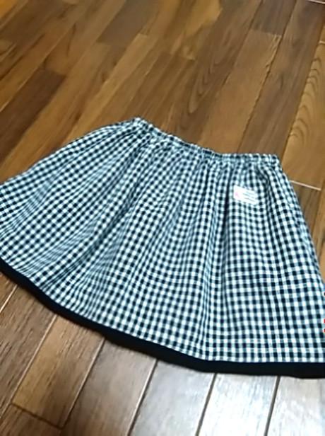 65d222d9af28d リバーシブルギャザースカート(キッズ) 子供服 rara mark 通販 Creema ...