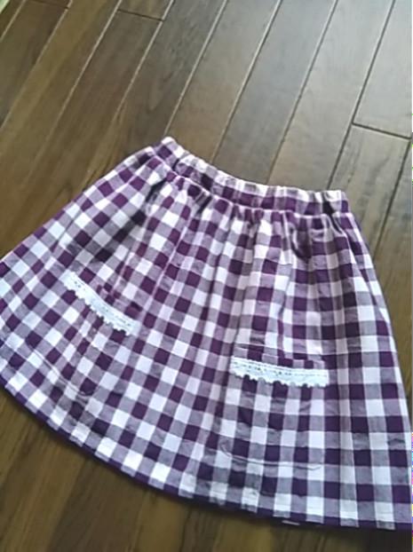 76bc8aaff1824 ギャザースカート(キッズ) 子供服 rara mark 通販 Creema(クリーマ ...