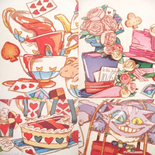 アリスなお茶会ポストカード 5枚セット カード レター レモネードプール 通販 Creema クリーマ ハンドメイド 手作り クラフト作品の販売サイト