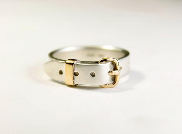 ベルトリング cute SV 5mm 指輪...