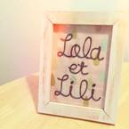 Lola et Lili