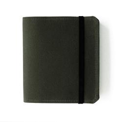b92bb8d8a20e わけあり値下げ Tenuis2-薄い財布 緑 財布・二つ折り財布 Solahanpu 通販 ...
