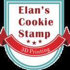 Elan's Cookie Stamp