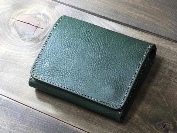 b4a8225a04bc ミニマルウォレット 持つ人を選ばないシンプルな装いと機能 フォレスト 財布・二つ折り財布 RoughWellDesign