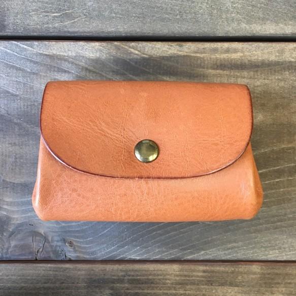 4ff946a3a7d0 アウトレットセール 一つあると便利なケース ナチュラル2 財布・二つ折り財布 RoughWellDesign