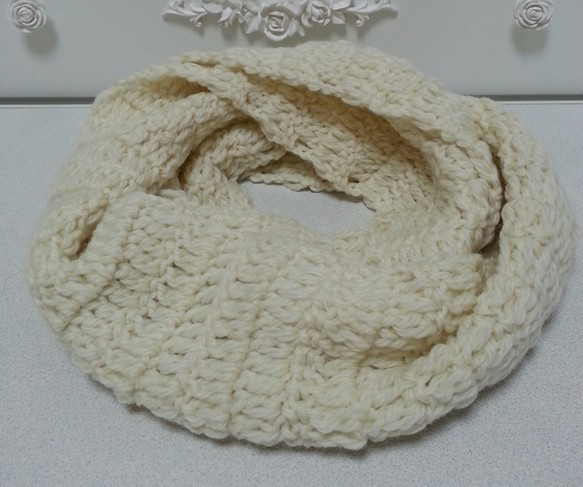 かぎ針 長編 み