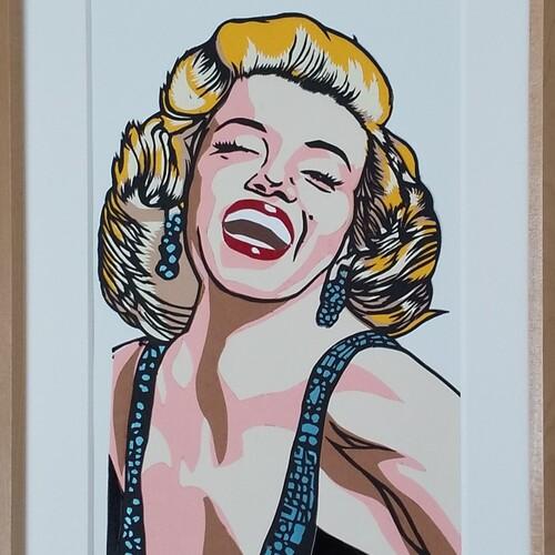 マリリン モンロー 画像