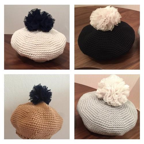 ベビー ベレー 帽