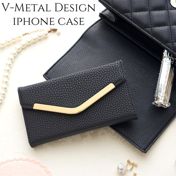 8b5ba95dc3 iphone ケース 手帳型 ミラー付き iphoneXS XR iphone8 7 6s 大人可愛い 上品 シンプル