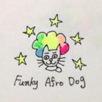 Funky Afro Dog