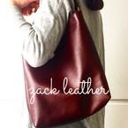 zack leather ザックレザー