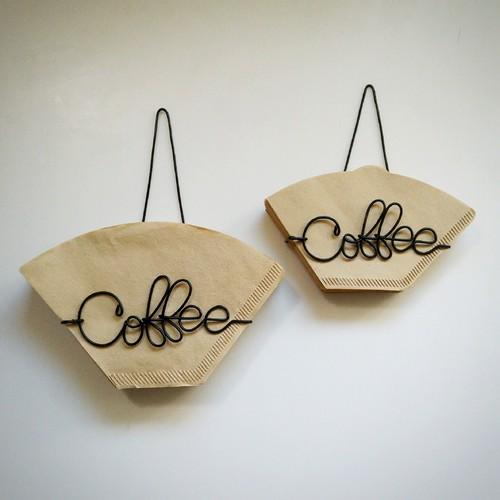 再販 コーヒーフィルターホルダー ペーパーフィルターホルダー フィルター入れ