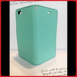 big sale d6523 5e58e ティファニーブルー♡アイフォン6/6s ケース 手帳型
