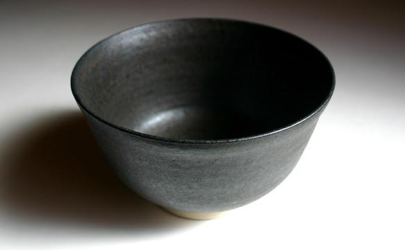 黒茶碗 大盛り用 茶碗・めし碗 s...