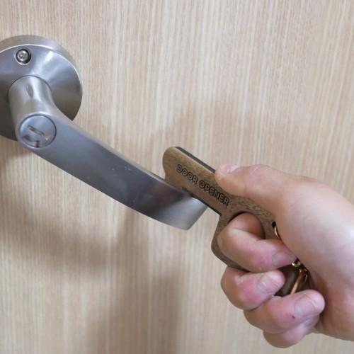 ドア オープナー コロナ