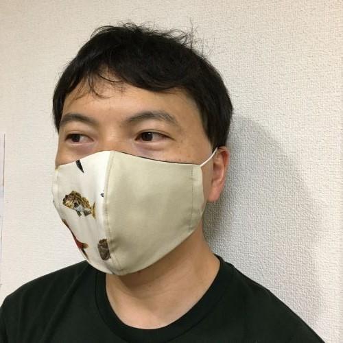おさかなマスク