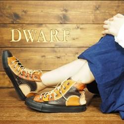 faf8f7aac315 受注制作】 カラフル チクチク靴 HI Aタイプ シューズ・靴 DWARF ( ドワーフ ) 通販 ...
