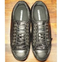 26082cef45ad 【受注制作】 クロコダイル靴 ローカット JP シューズ・靴 DWARF ( ドワーフ ) 通販 Creema(クリーマ) ハンドメイド・手作り・ クラフト作品の販売サイト