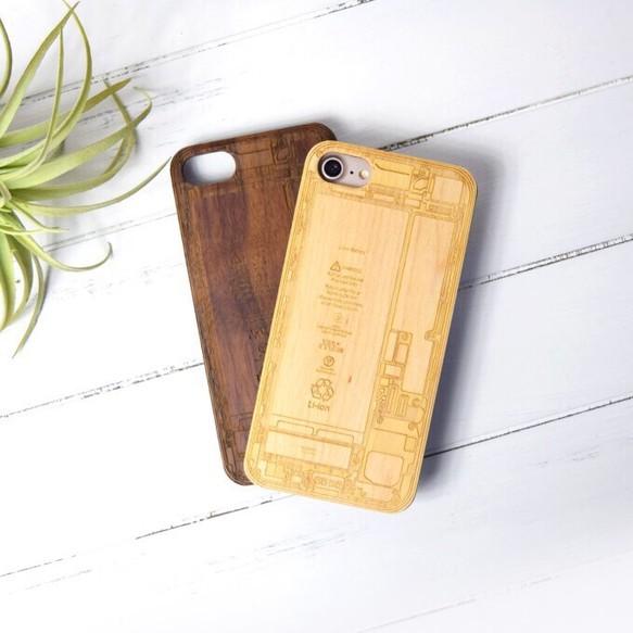 cbb73801d7 送料無料】☆iPhone7/iPhone8☆対応木製ハードケース 送料無料 iPhone ...