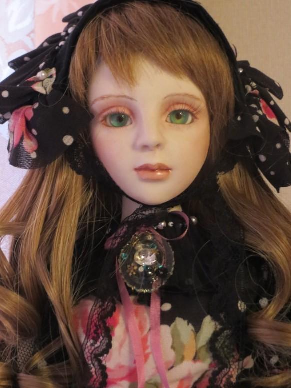 創作球体関節ビスクドール人形 ...