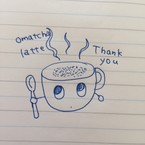 omatcha latte