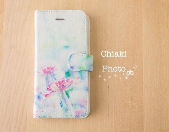 2a80411ca2 全機種対応】flower*iphone/Androidスマホケース【手帳型】 iPhoneケース ...