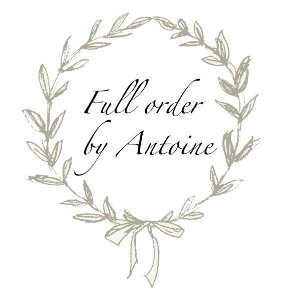 7ee3df2e4674c アドファブリック様オーダーボレロ ドレス Fleur Antoine 通販|Creema ...