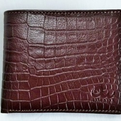 942d3ad77105 アンティーク帯と牛革の札入れ 赤黒ストライプ 財布・二つ折り財布 ...